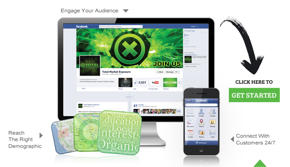 Portland Facebook Marketing Services