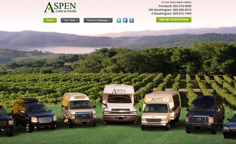 Aspen-Limo-Tours-Portland-Web-Design-02