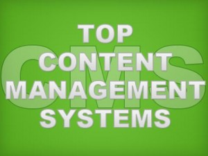 Top 3 Content Management Systems