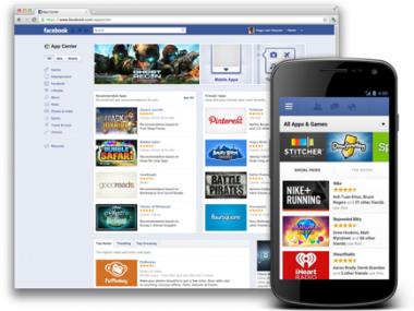Facebook Mobile App Center