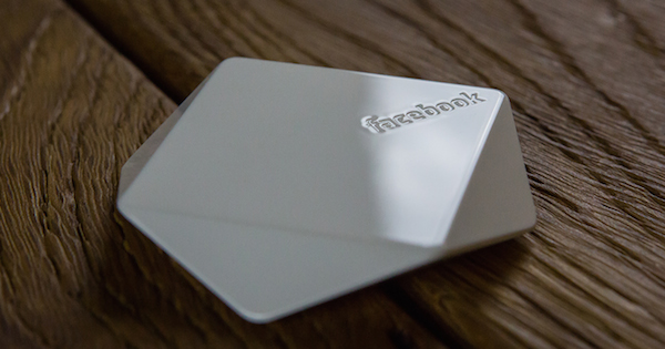 Facebook Bluetooth Beacon for Business Place Tips