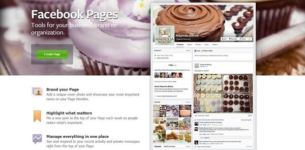 How to setup a Facebook Business Page