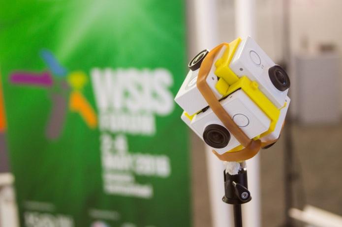 360-Degree Video Camera Future Marketing