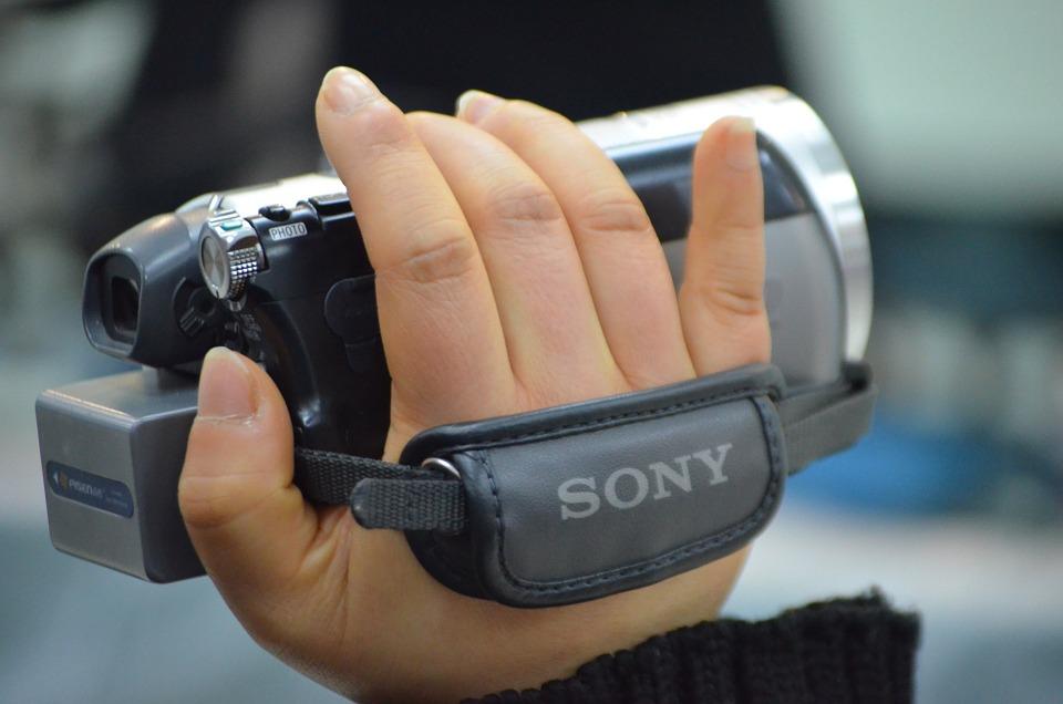 Camera Filming Video Branding