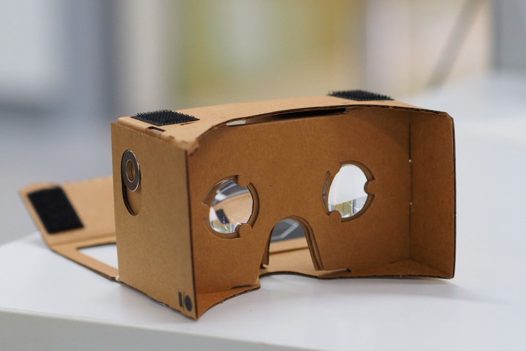 Google Cardboard Virtual Reality Affordable Video Marketing