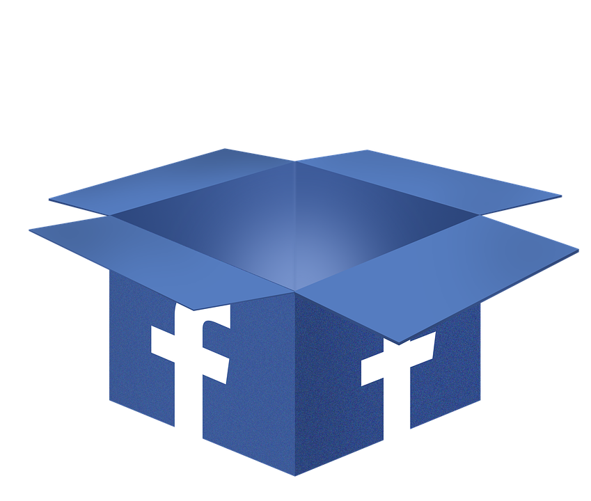 Facebook Video Box Open